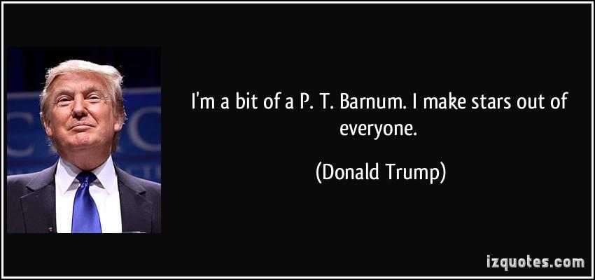 A ciencia os feiticeiros e o atraso mental do Trump  Imabitofptbarnum